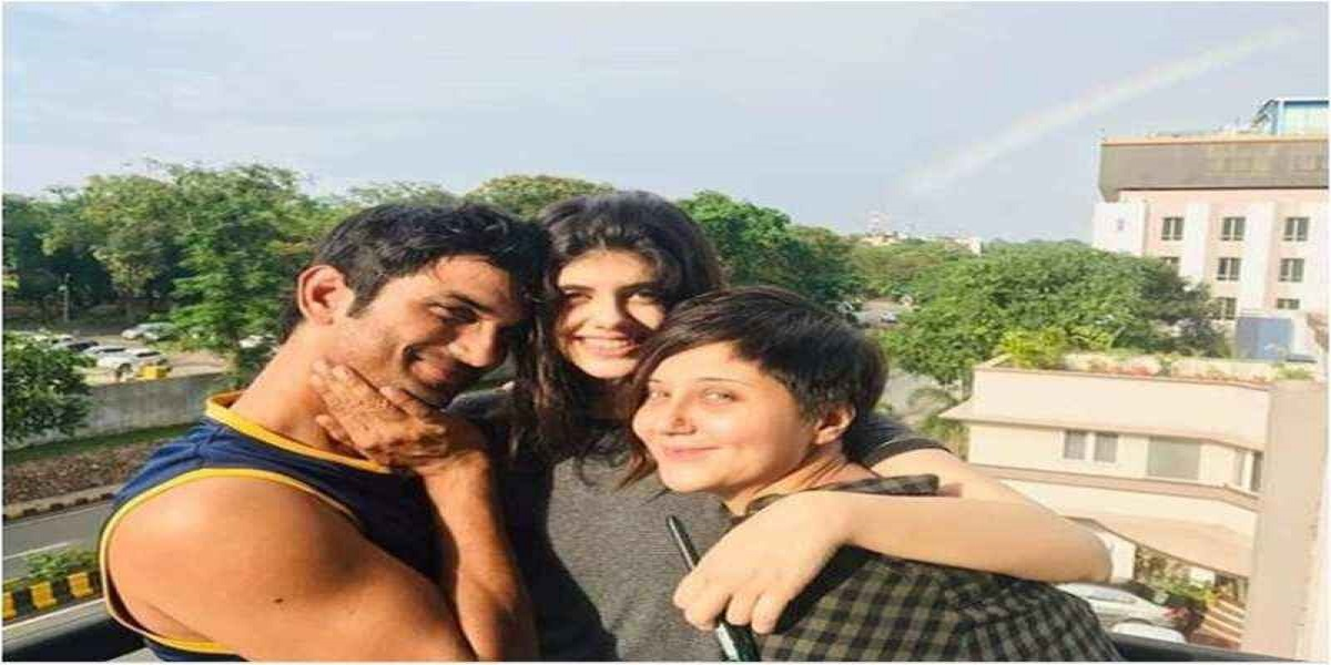 Dil Bechara: Sushant Singh enjoyed moments with Swastika Mukherjee in a video