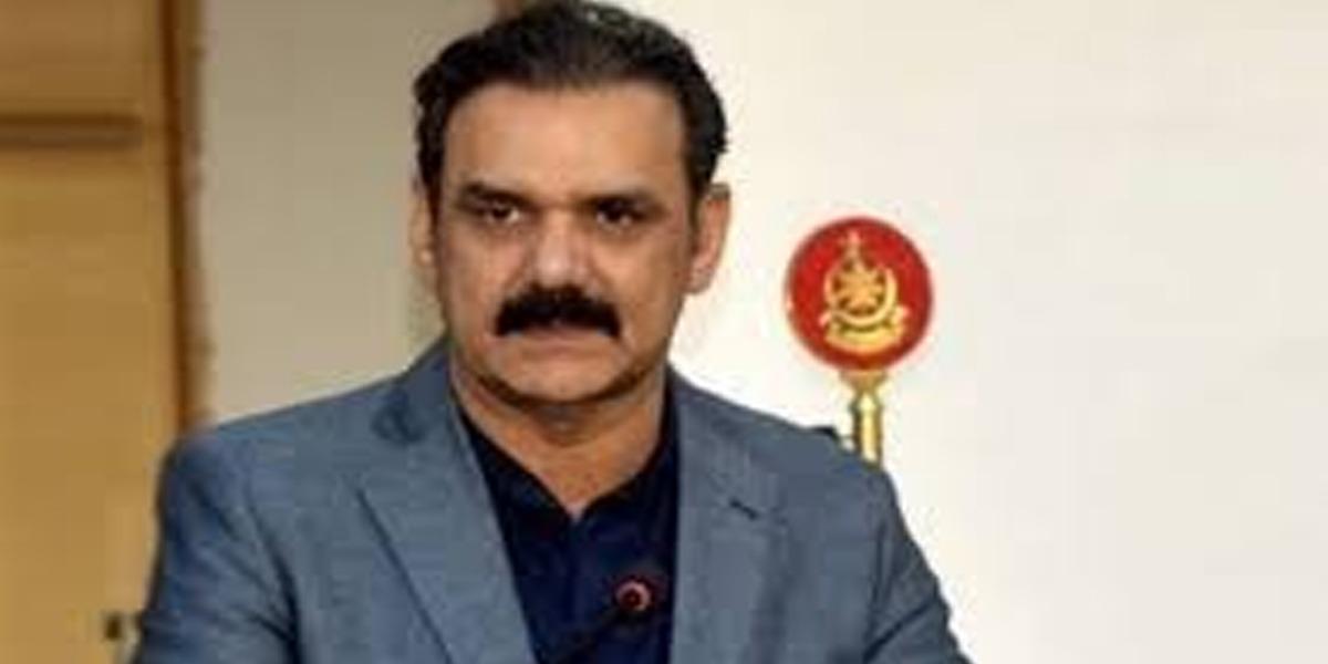 Asim Bajwa resignation approved