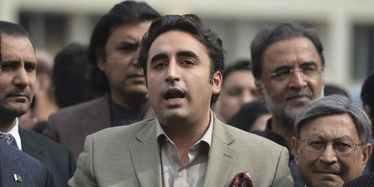 Bilawal Bhutto Zardari BBC interview