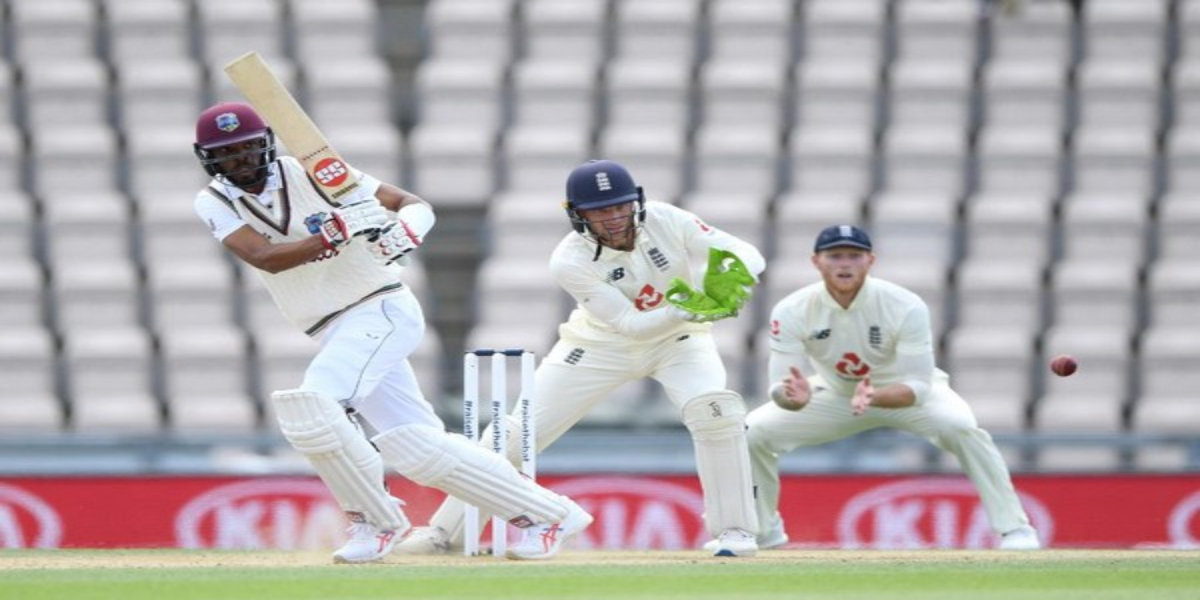 England faces defeat at home ground by West Indies