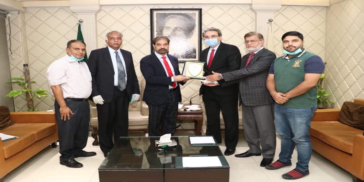 Secretary Excise & Taxation agrees to maximize mutual cooperation with LCCI