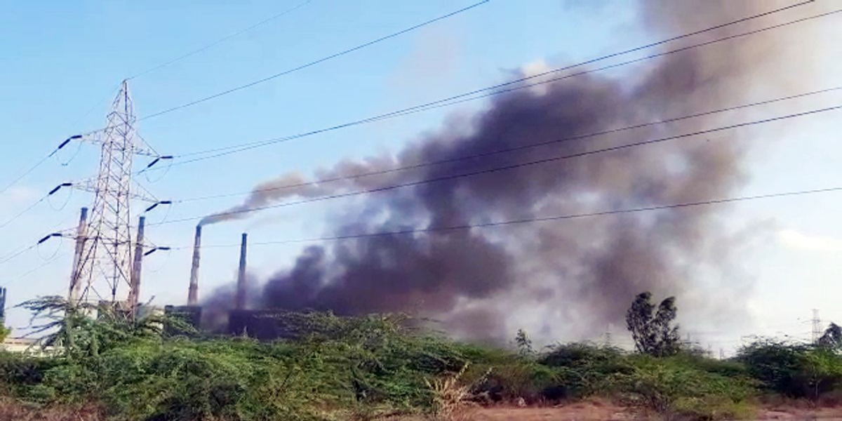 Fire breaks out in Neyveli lignite plant in India, killed 6 people