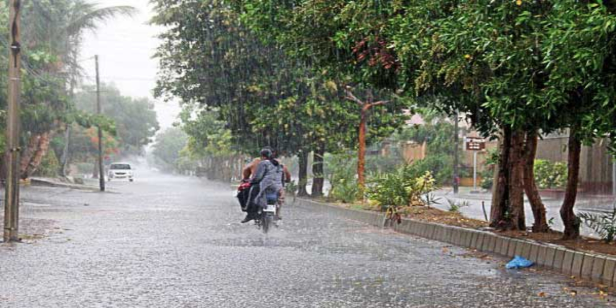 PMD predicts fourth spell of rain to hits parts of Pakistan from Thursday