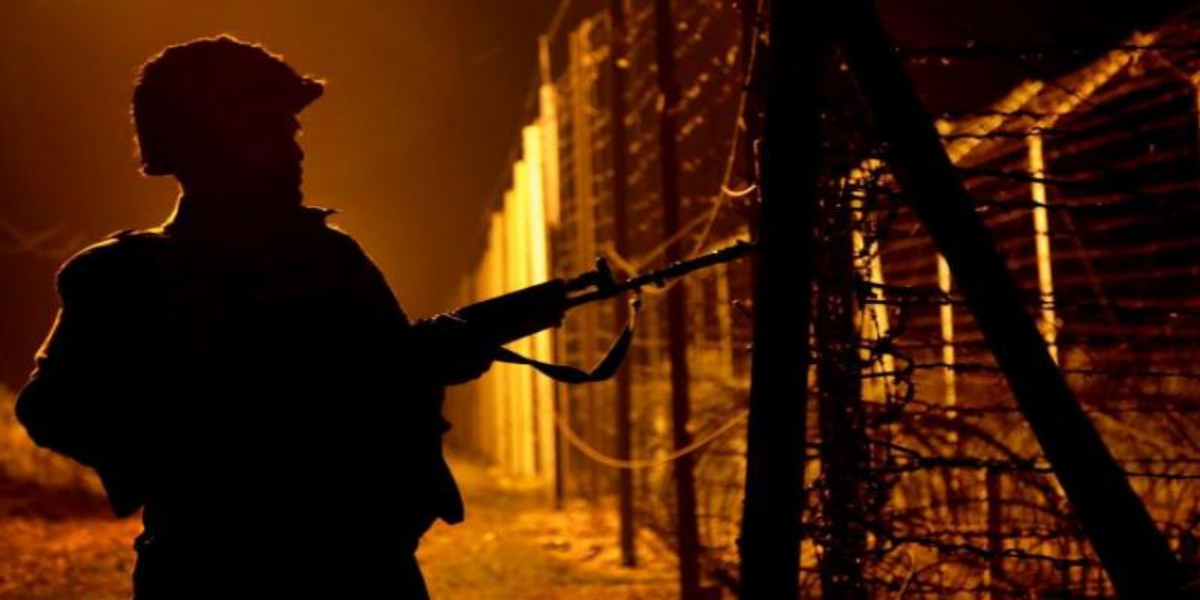 Unprovoked firing of Indian forces on LOC, woman injured