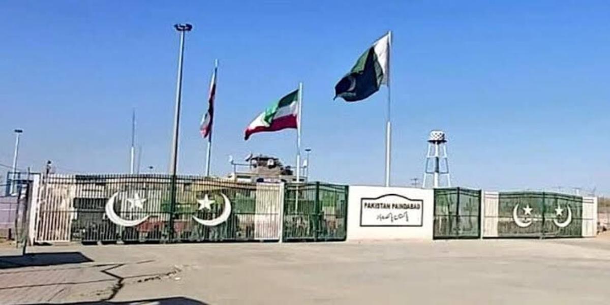 Pak-Iran border