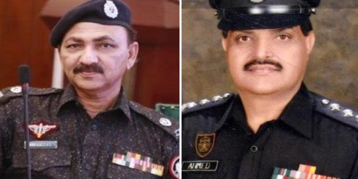 Two senior police officers died of Coronavirus in Karachi