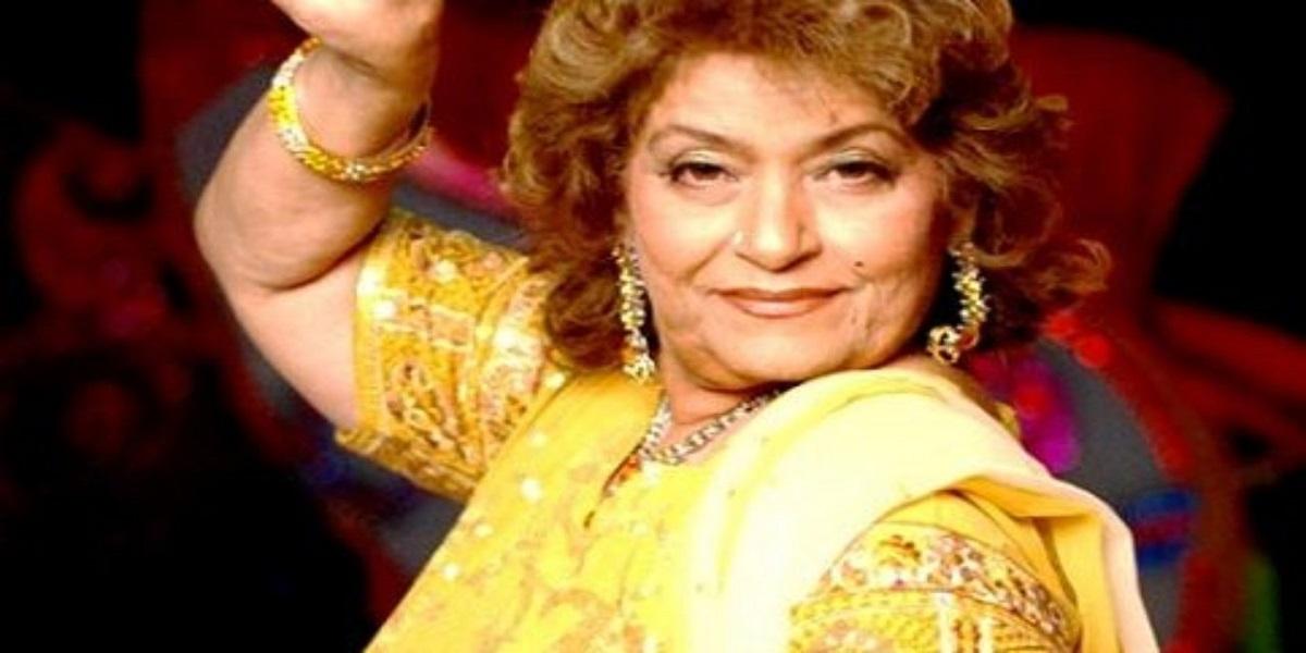 Veretan choreographer Saroj Khan dies today