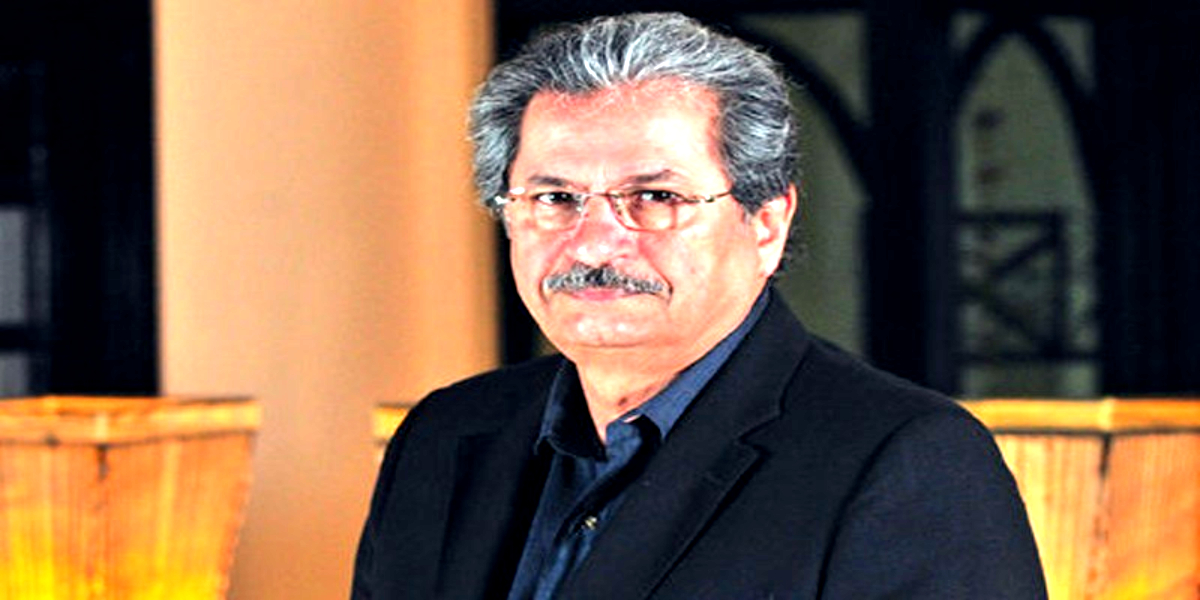 Education Minister Shafqat Mahmood tested positive for COVID-19