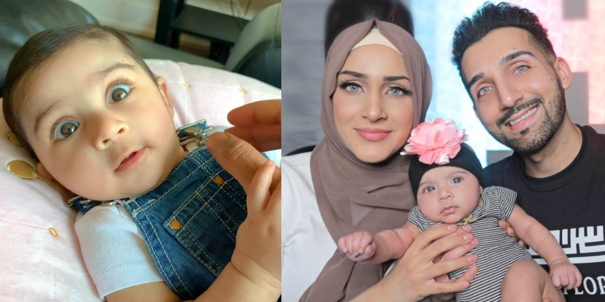 Sham Idrees S Little Angel Is All Grown Up Has Winsome Eyes