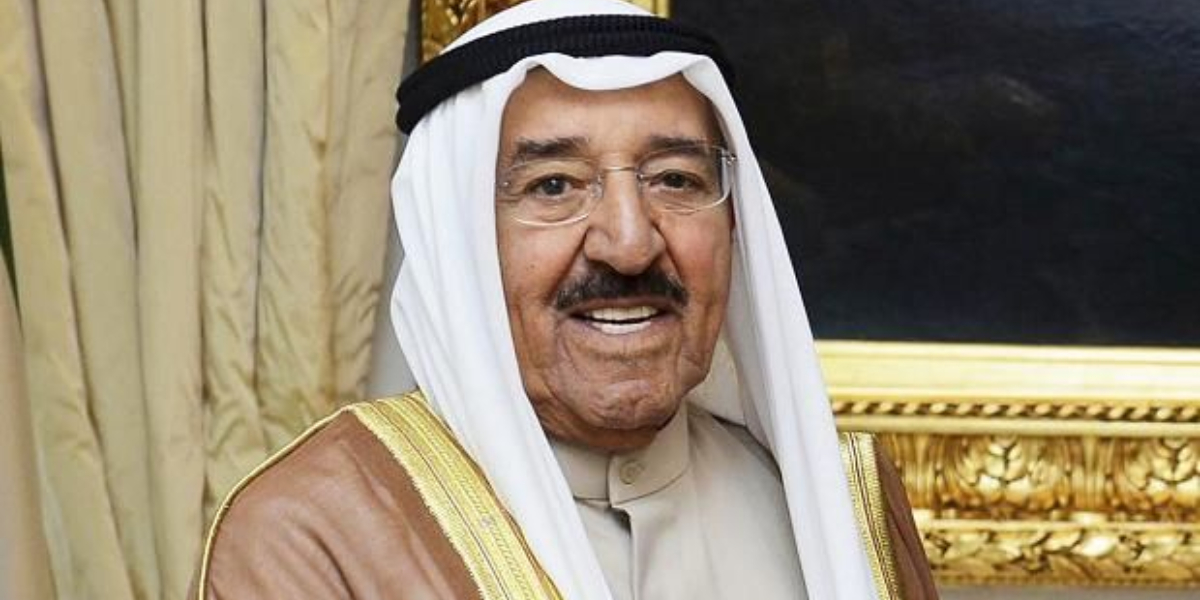 Sheikh Sabah in US for treatment