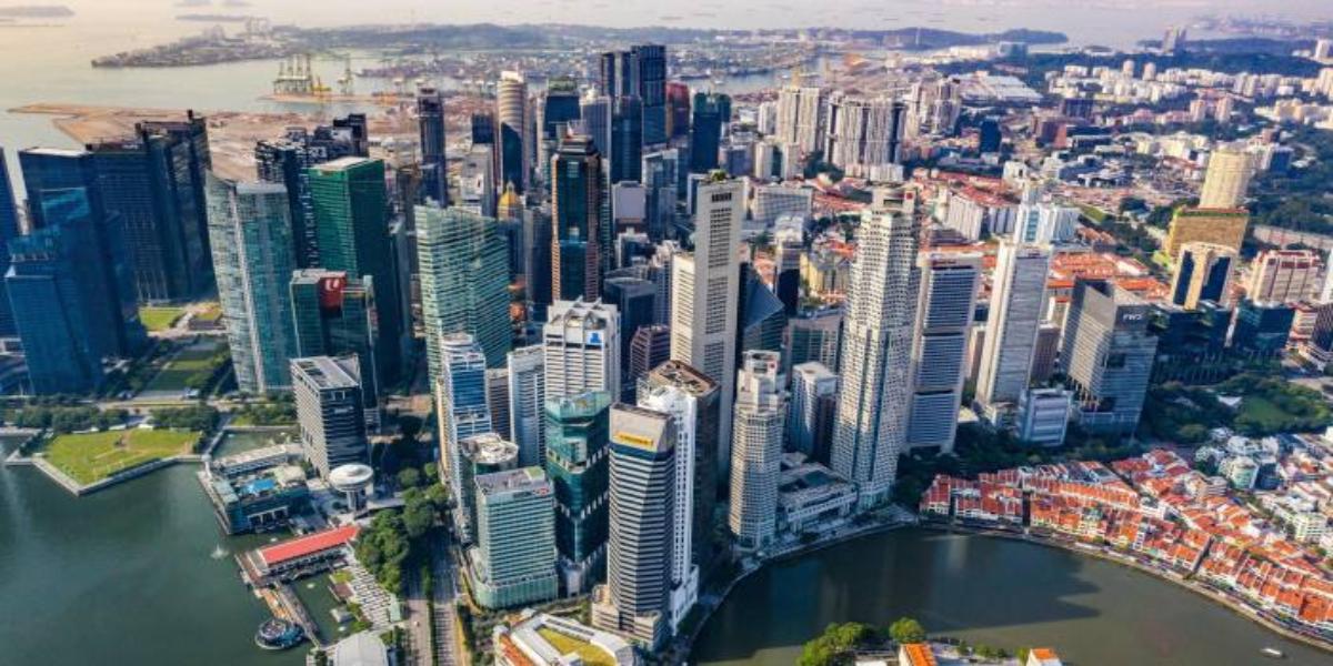 Singapore essential business travel
