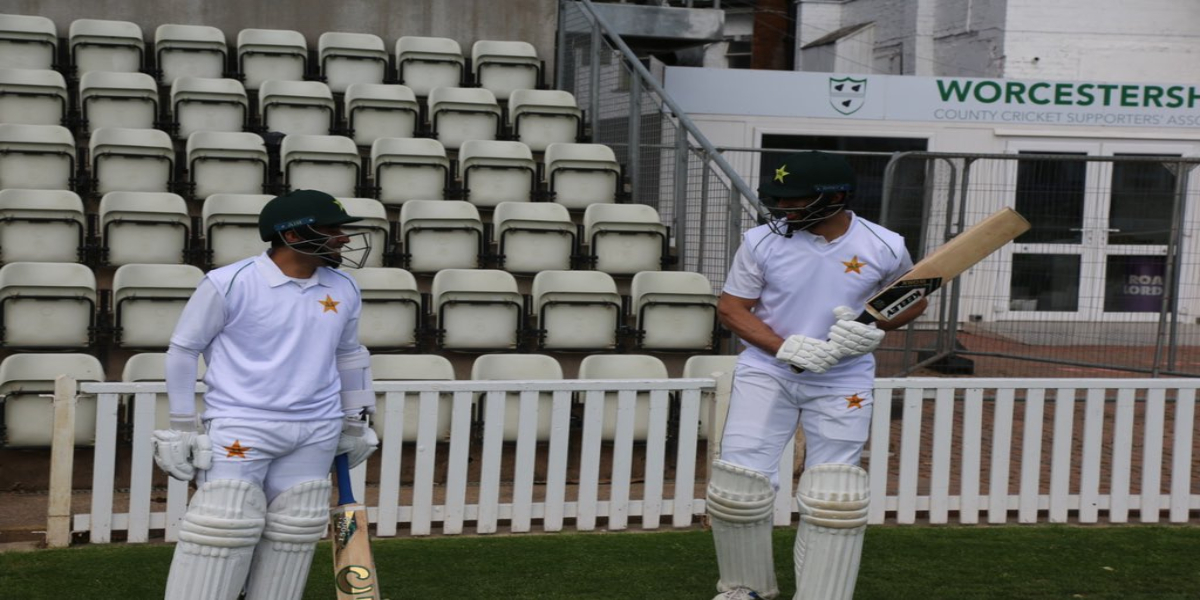 Test series preps in England