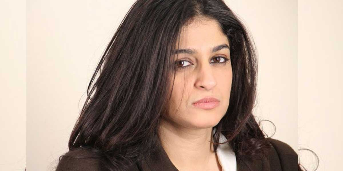 Actress Nadia Jamil asks her fans for prayers