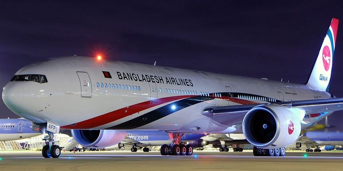 Pakistan gives permission o Bangladesh Airlines to land in Lahore