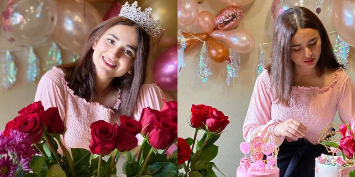 Yumna Zaidi birthday