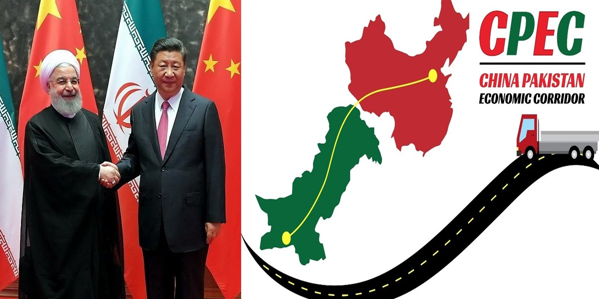 After dropping India from Chabahar, Iran came out in support of CPEC