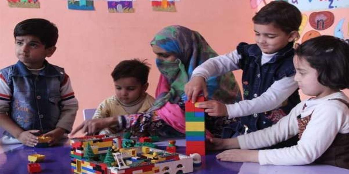 COVID-19 deprives 40 million children worldwide of early childhood education