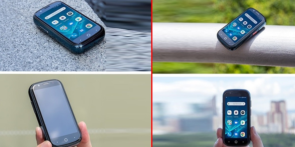 World's smallest 4G Smartphone Jelly 2 with 3-inch screen display