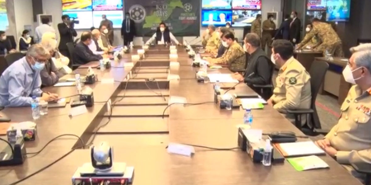 Best results of Smart Lockdown are being received: PM