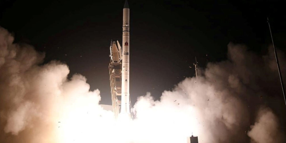 Israel launches another spy satellite into Earth orbit to closely monitor Iran