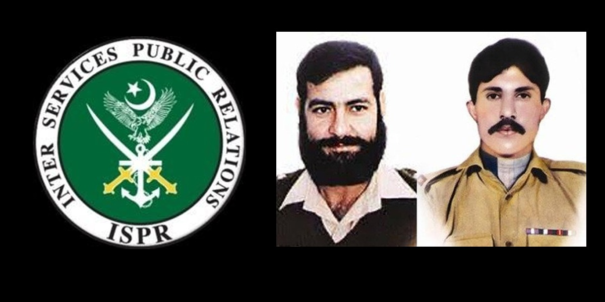 Karnel Sher Khan, Lalak Jan wrote history with their blood against all odds: ISPR