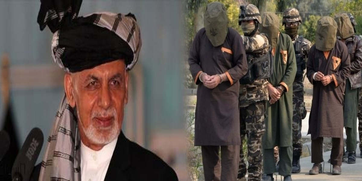 Afghanistan suspends release of Taliban prisoners