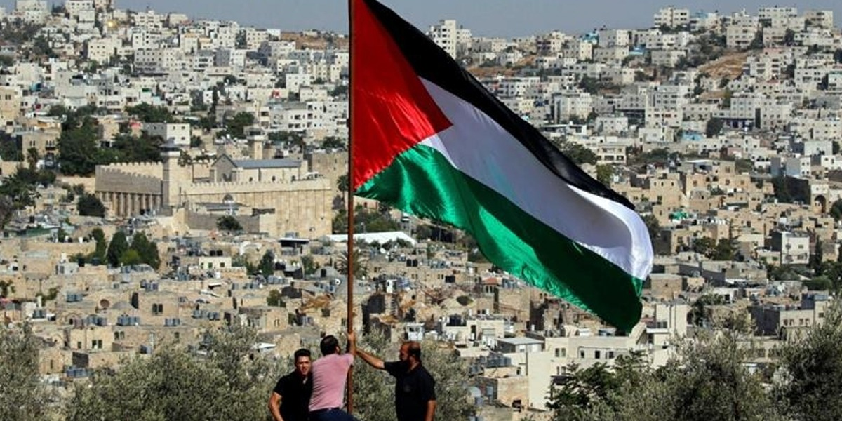 Four countries warn Israel to refrain from annexing Palestinian territories