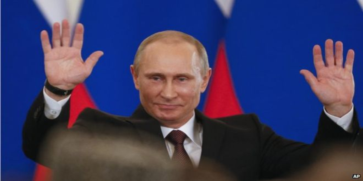 Vladimir Putin tenure extended, elected as President of Russia till 2036