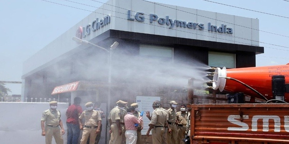 India arrests 11 people, including South Korean CEO for LG Polymer gas leak
