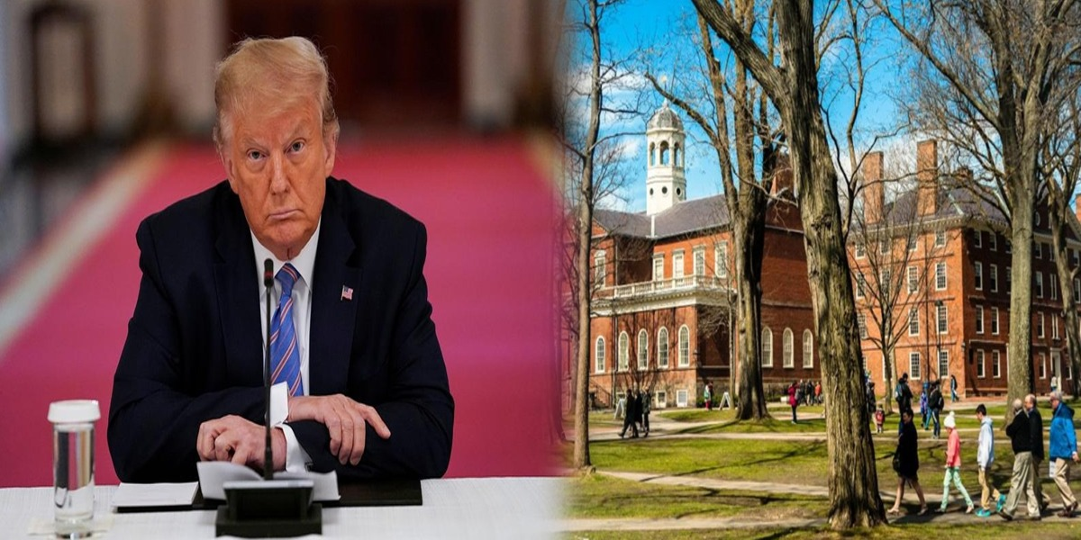 Universities Challenged Trump's decision to Withdraw Visas For Foreign Students