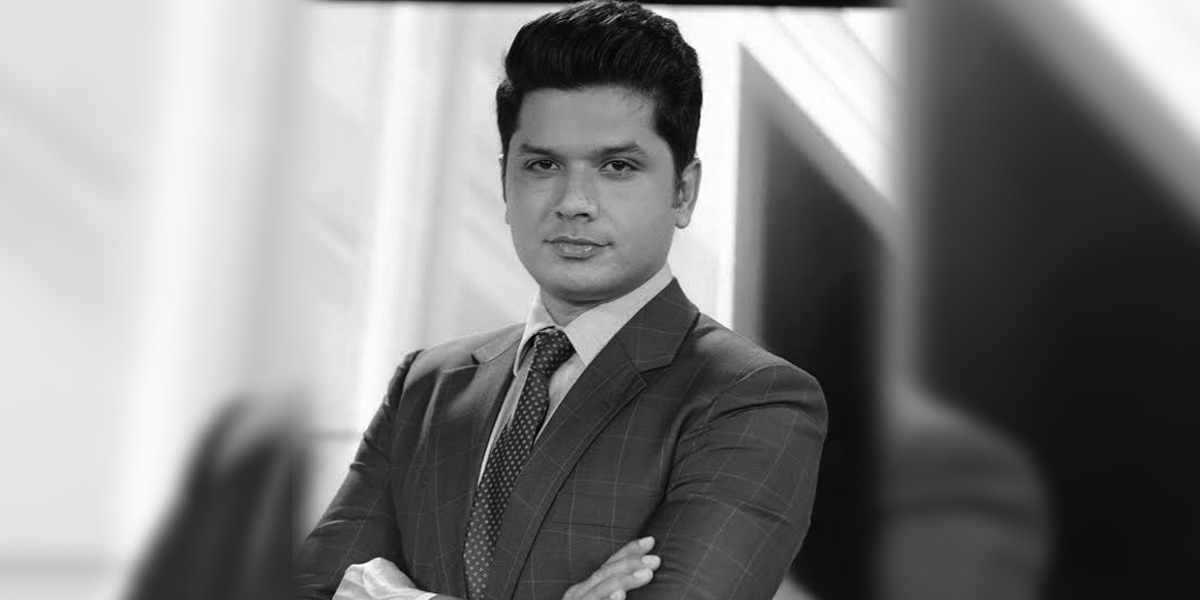 First Death Anniversary of our beloved Anchor Mureed Abbas being observed today