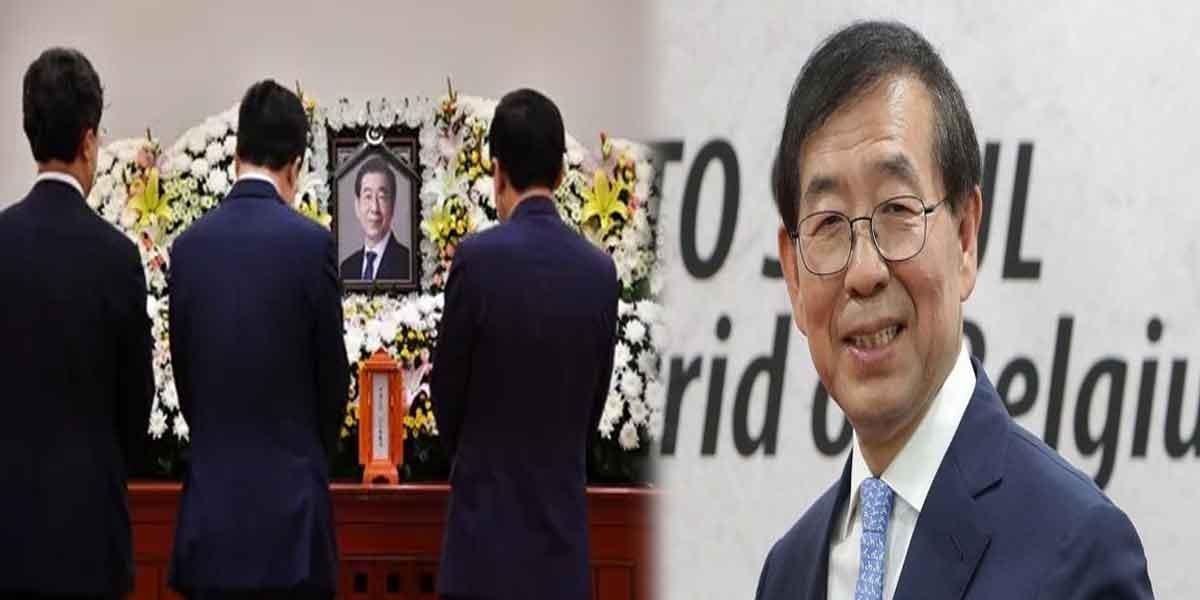 South Korea: Seoul mayor found dead after 'harassment allegations'