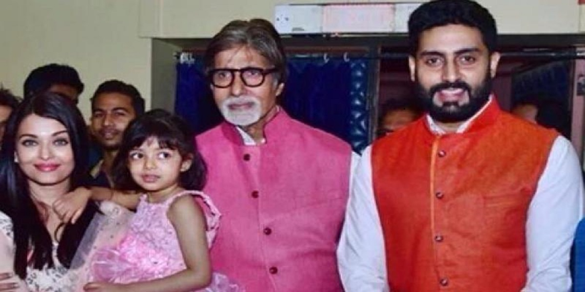 Vivek Oberoi & other celebrities share good wishes for Bachchan family