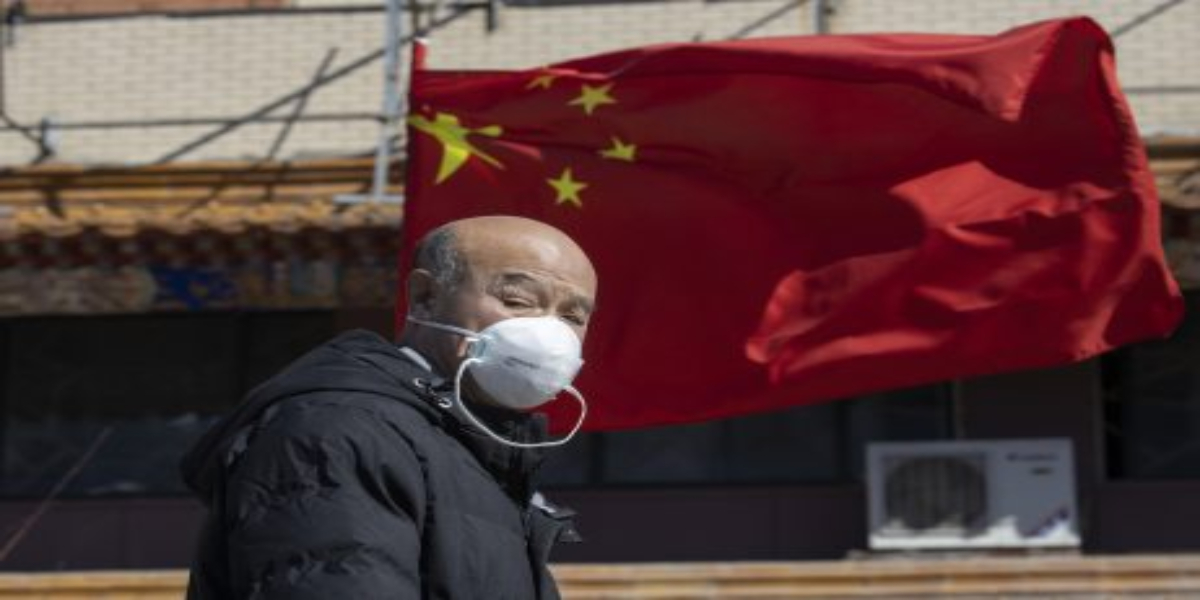 China becomes first country to record economic growth after coronavirus pandemic