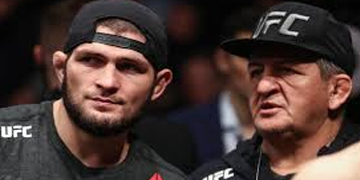 Abdulmanap, father of UFC star Khabib died of coronavirus