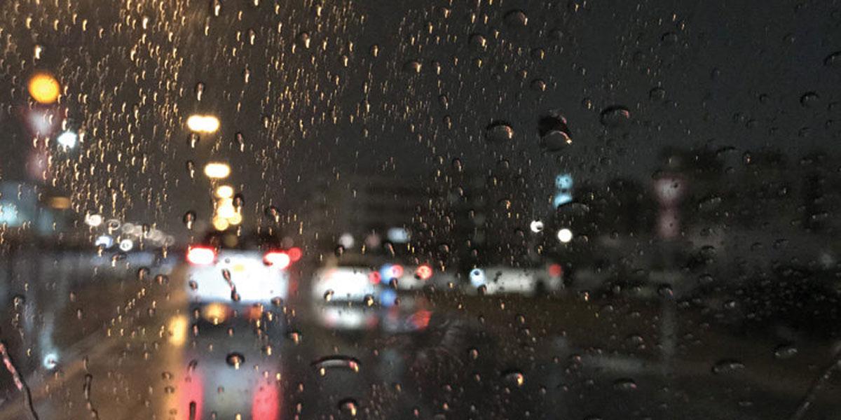 Light showers turn Karachi's weather pleasant today