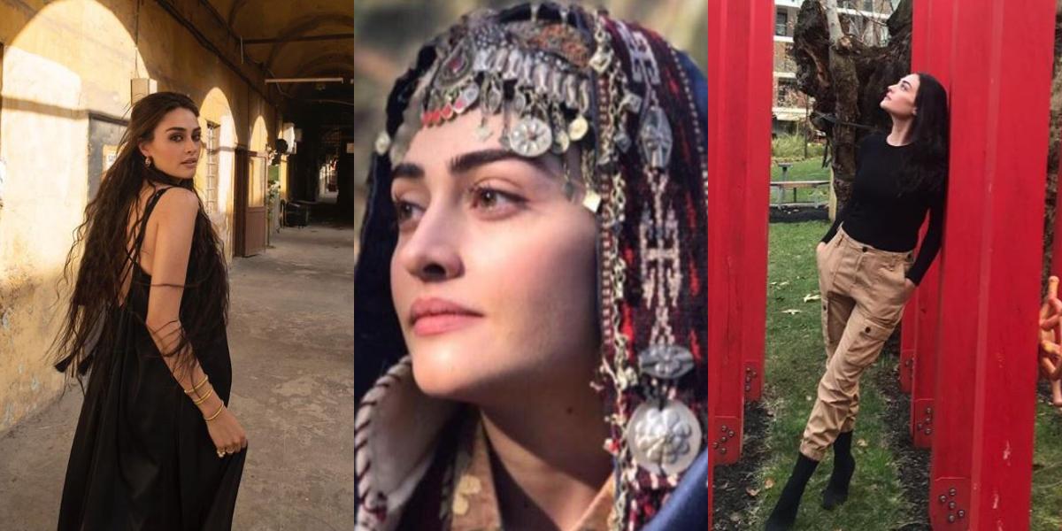 Esra Bilgic makeover routine