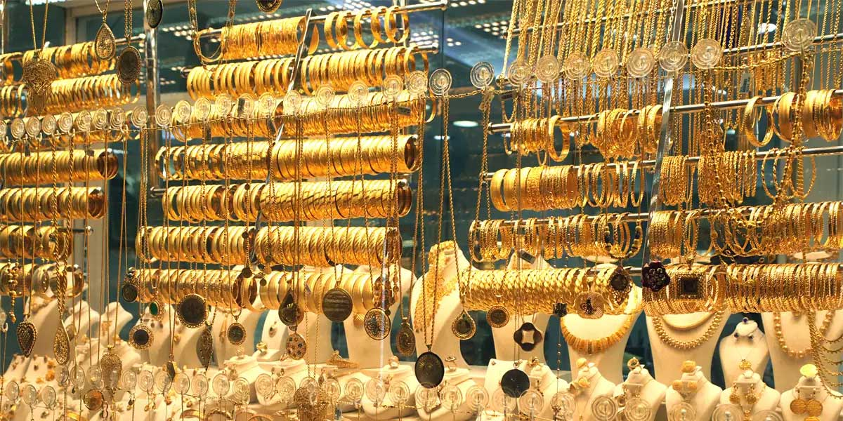 Gold rates increase by Rs 100 on 20th July 2020
