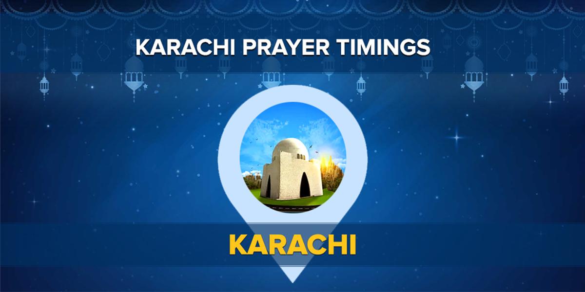 Karachi Namaz Timings