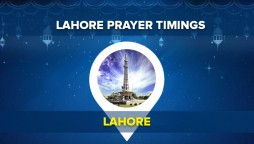 Lahore Namaz Timings – Today Prayer Time Table Lahore