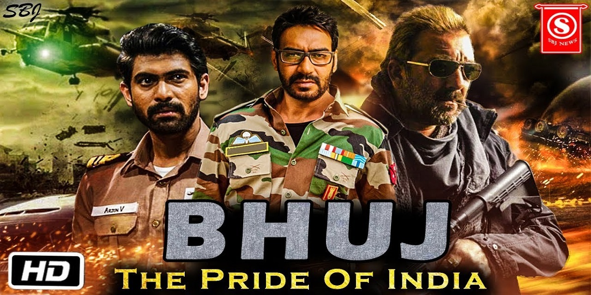 Bhuj: The pride of India-Sonakshi Sinha's first poster released
