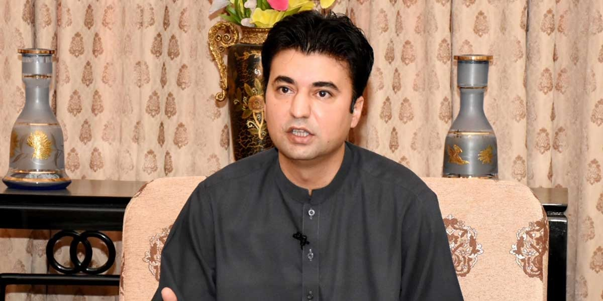 PML-N's Agenda Is To Target Defense Institutions, Judiciary: Murad Saeed