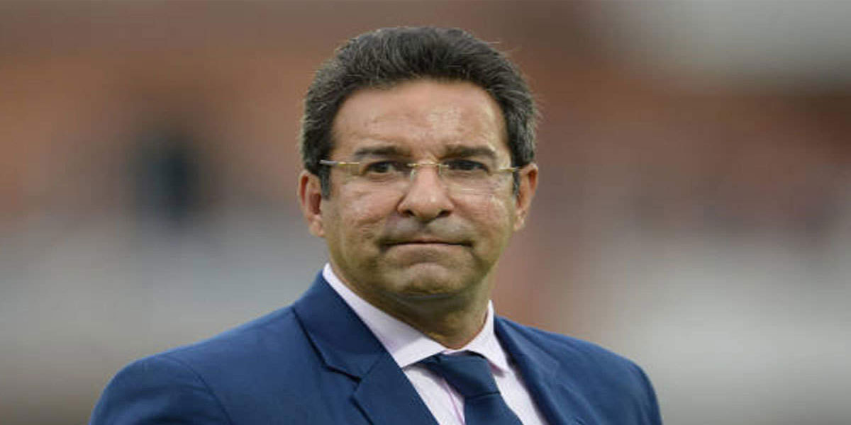 Wasim Akram bewails over Sea View's littered condition