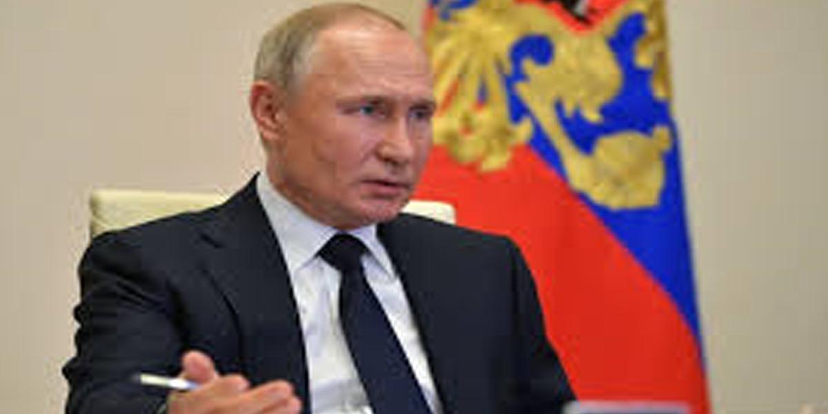 Putin Nagorno-Karabakh