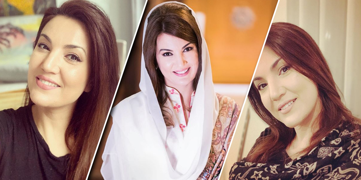 Samaa TV shown as playing with the personal reputation Reham Khan