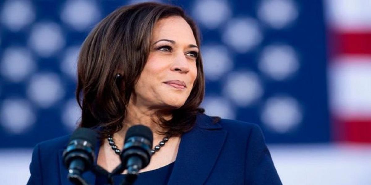 US election 2020 Kamala Harris