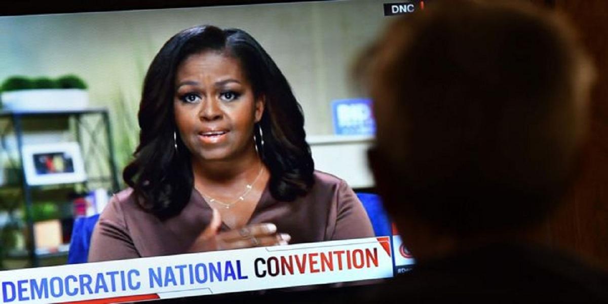 US election 2020 Michelle Obama