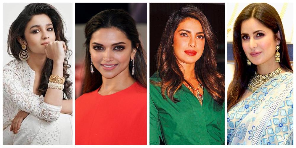 Alia, Deepika, Priyanka, Katrina Instagram