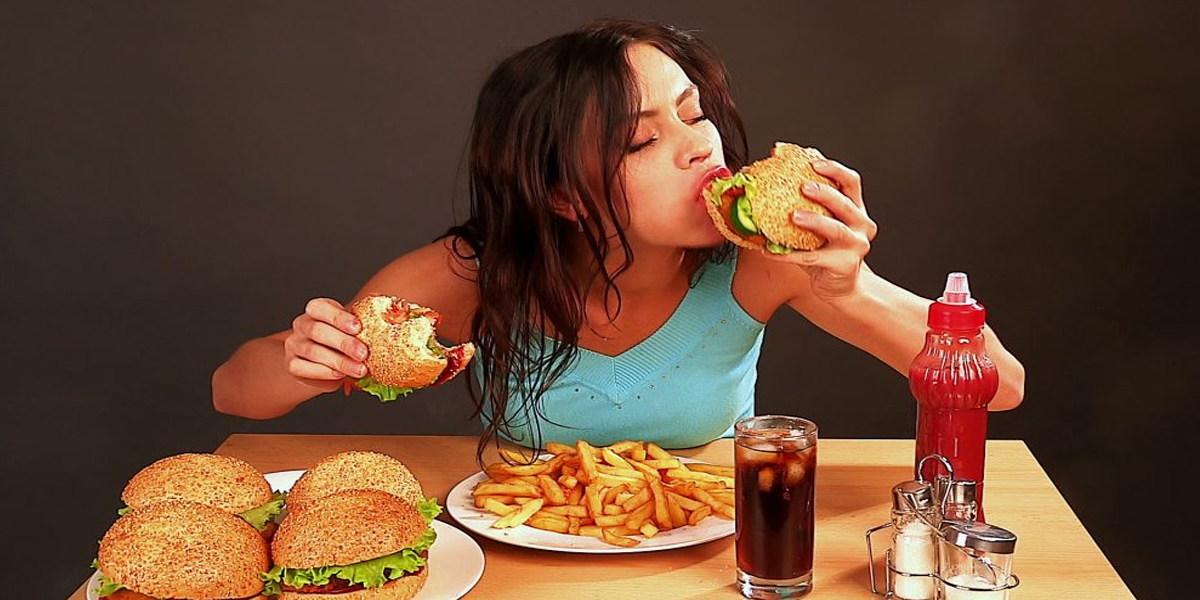 Here is why some people don't gain weight