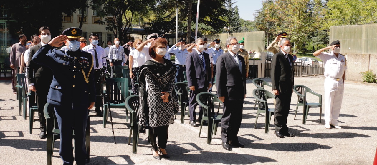 Pakistani Embassy organized event to observe Youm-e-Istehsal in Ankara